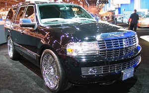 Auto Lincoln Navigator 2009