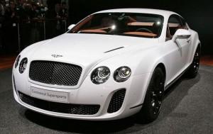 Carro Bentley Continental Super Sport 2009