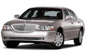 Lincoln Town Car 2009