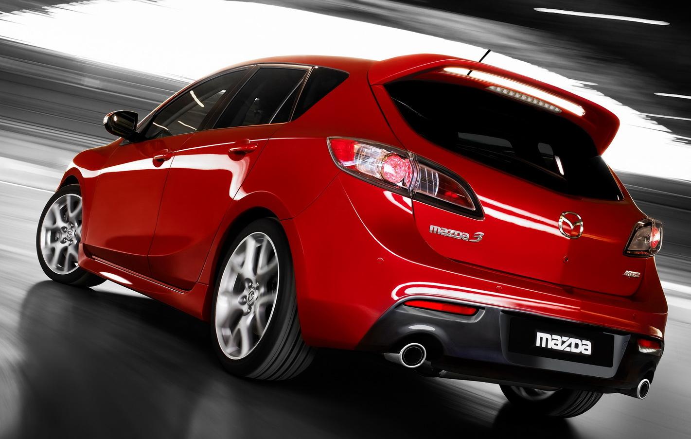 Mazda3 MPS 2010 | Lista de Carros