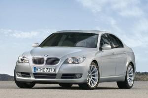 Carro BMW M5 Modelo 2010