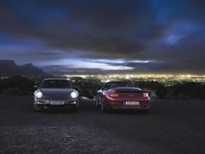 Porsche 911 modelo 2010