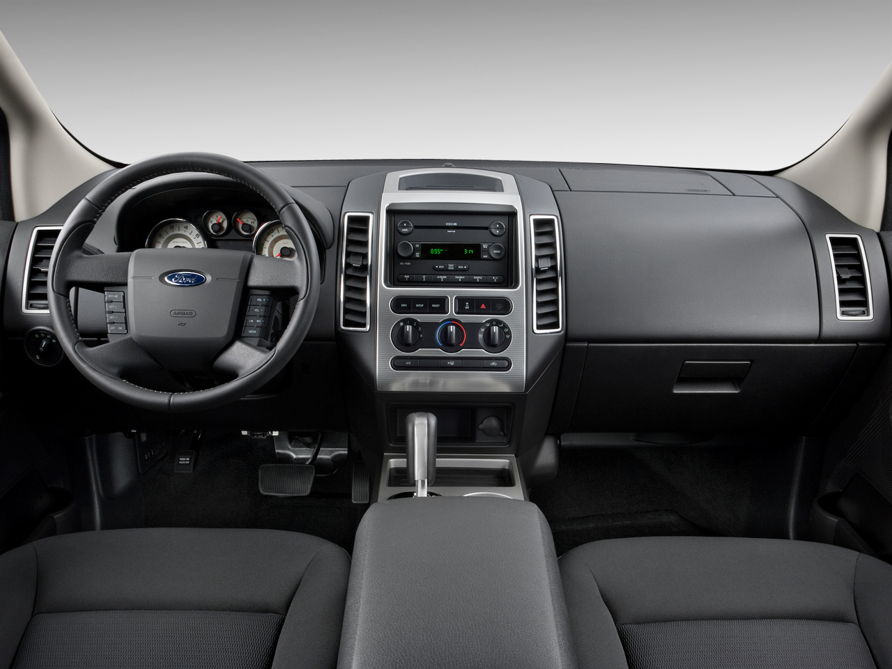 interior del ford edge 2010 lista de carros. Black Bedroom Furniture Sets. Home Design Ideas