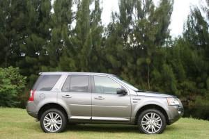 Land Rover LR2 modelo 2009