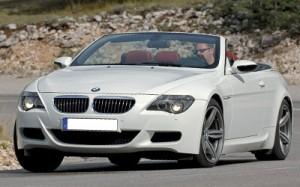 Carro BMW M6 Modelo 2010
