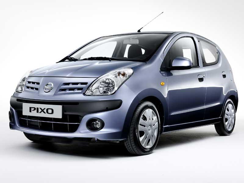 Nissan Pixo 1.0 Visia – 7.500 euros