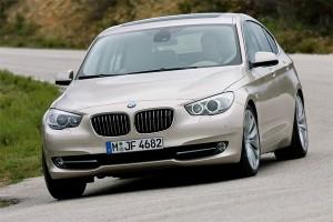 Carro BMW 550 Modelo 2010