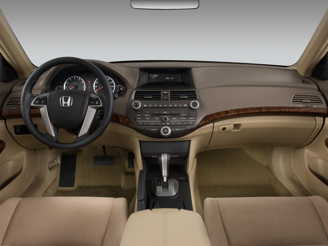 Interior del honda accord 2010 lista de carros for Carro honda accord