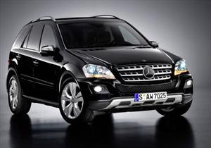 Mercedes Benz Clase ML 2010