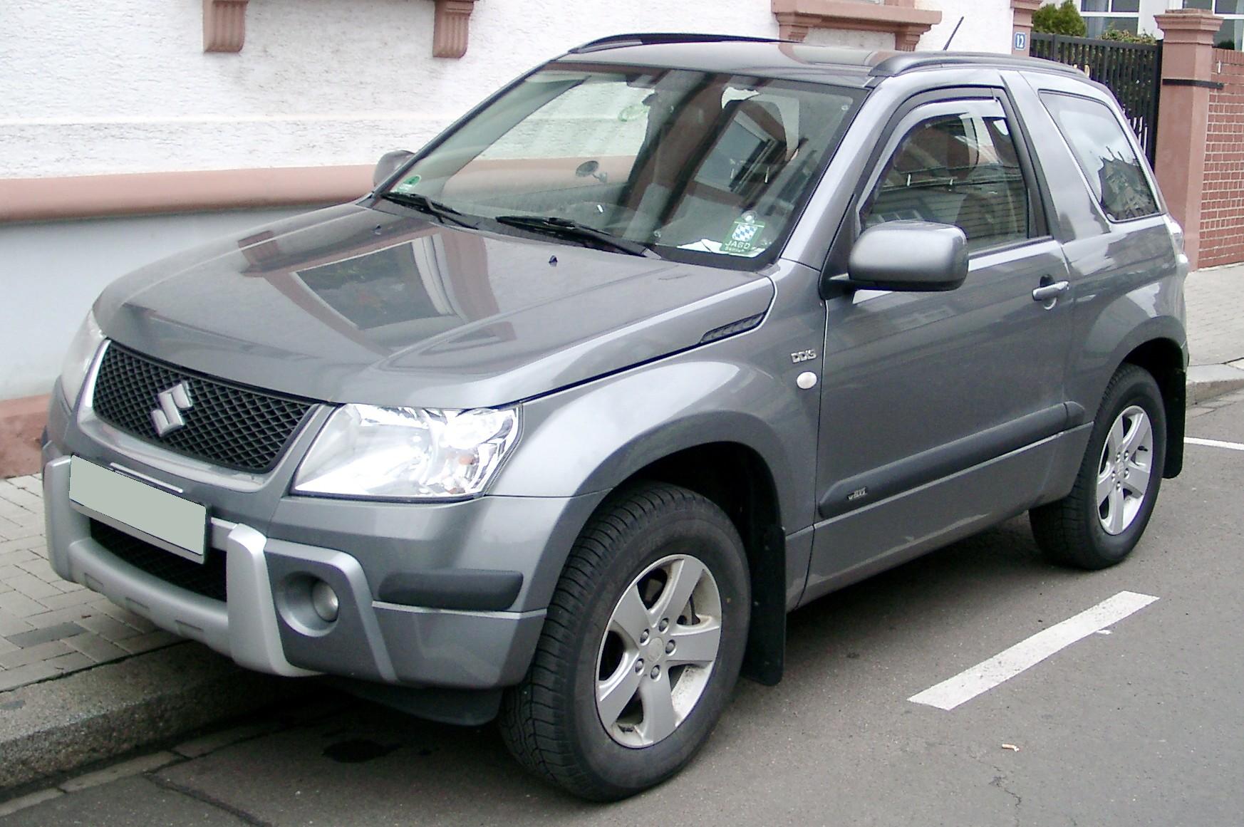 Suzuki Grand Vitara 2010   Lista de Carros