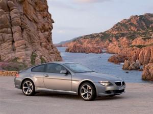 Carro BMW 650 Modelo 2010