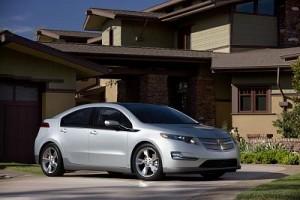 Carro Eléctrico Chevrolet Volt