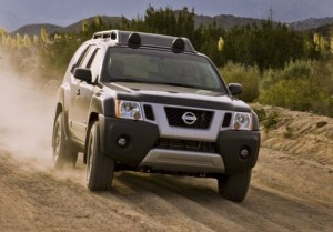 Nissan X-Terra 2010