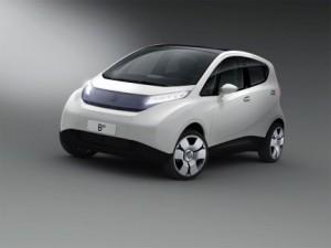 Carro Eléctrico Pininfarina BlueCar