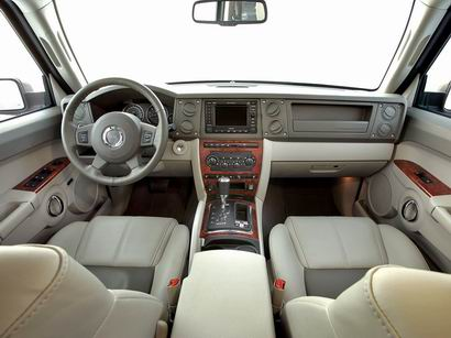 Clothes And Stuff Online Jeep Commander 2010 Interior