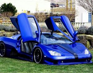Carro Eléctrico Ultimate Aero EV