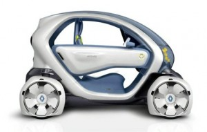 Carro Eléctrico Renault Twizy ZE