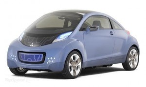 Carro Eléctrico Mitsubishi i-MiEV Sport Air