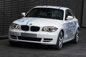 Carro Eléctrico BMW ActiveE Concept