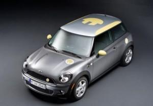 Carro Eléctrico Mini E