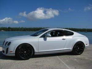 Carro Bentley Continental Super Sport 2010