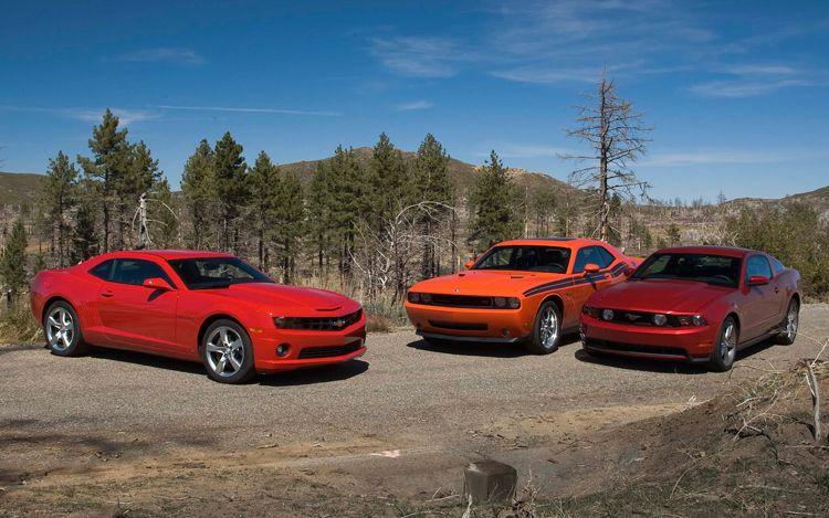 Dodge Challenger 2010 Lista De Carros