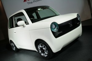 Carro Eléctrico Honda EV-N Concept