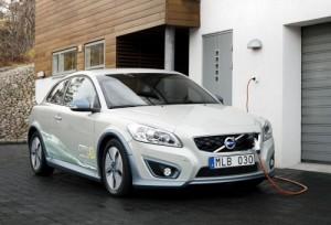 Carro Eléctrico Volvo C30 EV