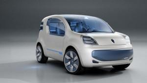 Carro Eléctrico Renault Kangoo