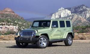 Carro Eléctrico Jeep Wrangler EV