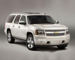 Chevrolet Suburban Diamond Edition