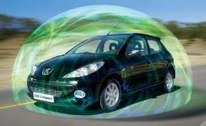 Peugeot lanza el primer carro con internet