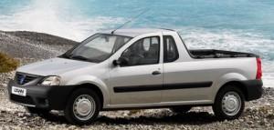 Carro Eléctrico Dacia Logan Pickup