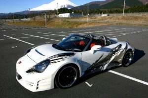 Toyota MR2 Sports Hybrid Concept