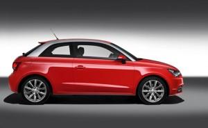 Carro Audi A1 Modelo 2010