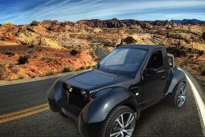 Carro Eléctrico Zytel Gorila Concept