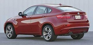 Carro BMW X6 M 2010
