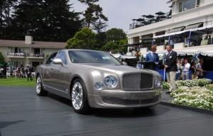 Carro Bentley Mulsanne 2010