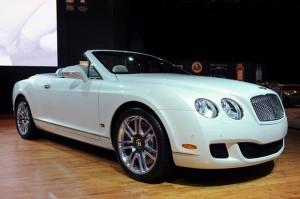 Carro Bentley GTC Series 51