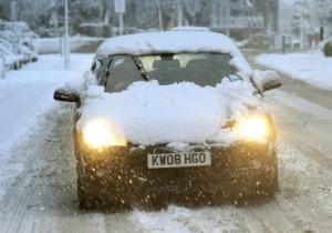 Top 10 Carros de Invierno