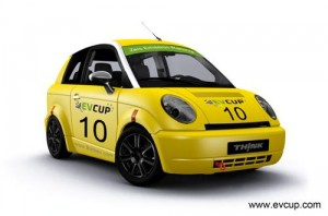 EV Cup 2011: Primer campeonato de carros eléctricos