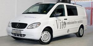 Carro Eléctrico Mercedes Benz Vito