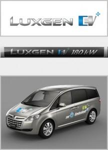 Carro Eléctrico LUXGEN EV+