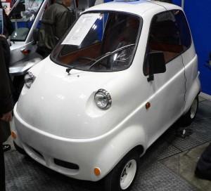 Carro Eléctrico T10