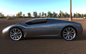 Carro Eléctrico Steenstra Styletto Concept: de California para el mundo