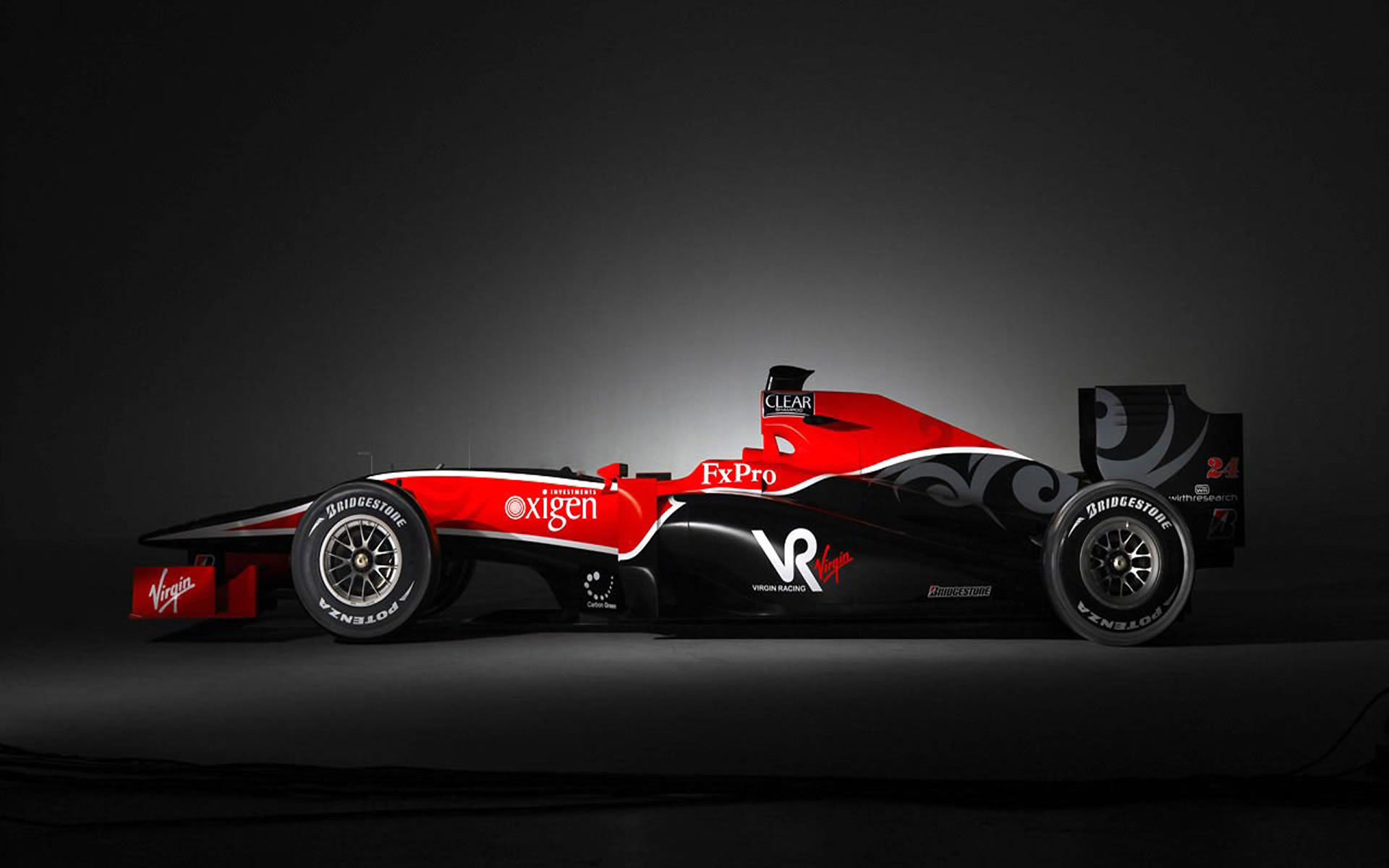 Top Wallpapers Formula 1 2010 Lista De Carros