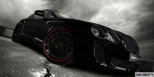 Carro Bentley Continental GT Ultrasports 702