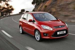 Ford C-Max 2010: imágenes oficiales