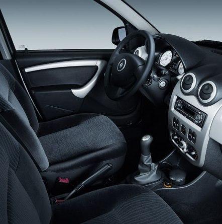 Interior Del Renault Stepway 2010 Lista De Carros
