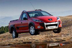 Carro Peugeot Hoggar